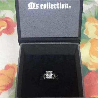 エムズコレクション(M's collection)のM's collection ユニセックス シルバーリング(リング(指輪))