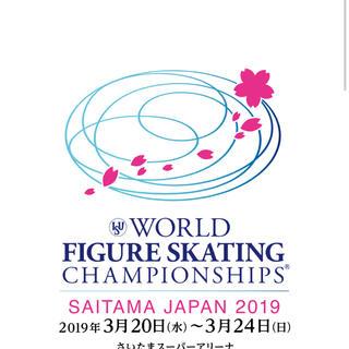 世界フィギュアスケート選手権 ラスト(ウインタースポーツ)