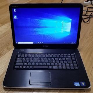 デル(DELL)のDELLノートPC◇Core i3◇爆速新品SSD240GB◇メモリ4GB(ノートPC)