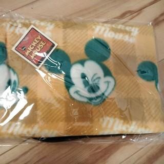 ディズニー(Disney)のミッキーマウス 毛布 子供用 新品(毛布)