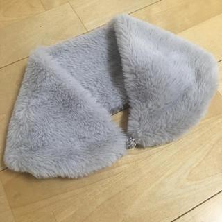 シマムラ(しまむら)のティペット  つけ襟(つけ襟)