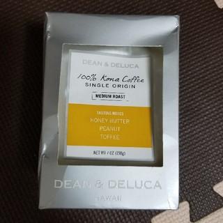 ディーンアンドデルーカ(DEAN & DELUCA)のモスラヤ様専用 未開封 Dean & Deluca  コナ コーヒー(コーヒー)