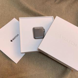 アップルウォッチ(Apple Watch)のちくぷぅ様専用 Apple Watch series2 HERMES(スマートフォン本体)