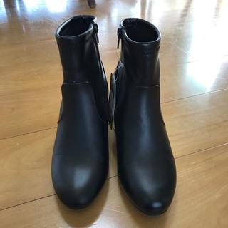 シマムラ(しまむら)のしまむら レディースあったかショートブーツ ✨新品✨(ブーツ)