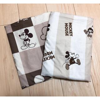 ディズニー(Disney)の長座布団 カバー セット(クッションカバー)