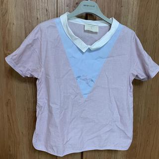 ロイスクレヨン(Lois CRAYON)のボリュームブラウス ロイスクレヨン(シャツ/ブラウス(半袖/袖なし))