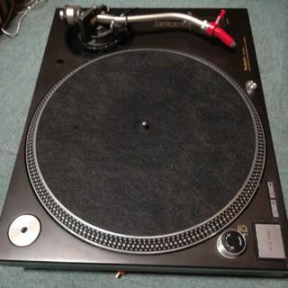 専用ページ TECHNICS SL-1200MK6 2台 ブラック美品(ターンテーブル)