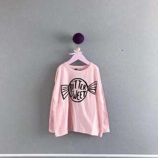 ボボチョース(bobo chose)の⚫︎BOBO CHOSES⚫︎ BITTER SWEET トップス 4〜5Y(Tシャツ/カットソー)