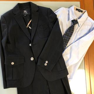 バーバリー(BURBERRY)のお値下げ❣️バーバリー男の子用スーツ 130A(ドレス/フォーマル)