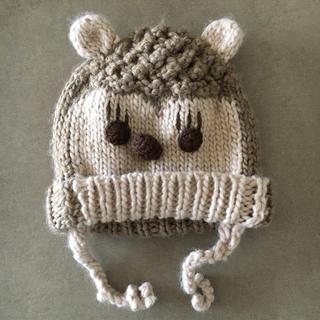 ザラ(ZARA)のZARA Baby ニット帽 6-12(帽子)