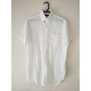 アオヤマ(青山)の半袖白ワイシャツ 二枚セット(シャツ)