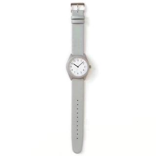ムジルシリョウヒン(MUJI (無印良品))の【新品】MUJI WRIST WATCH (腕時計)