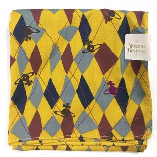 ヴィヴィアンウエストウッド(Vivienne Westwood)の【新品未使用】Vivienne Westwood ハンカチ(ハンカチ/ポケットチーフ)