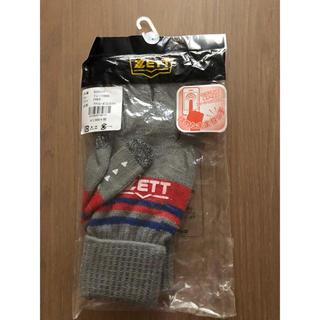 ゼット(ZETT)のZETTスマートフォン対応手袋(その他)