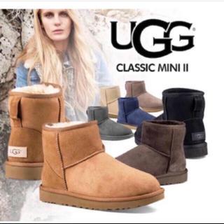 アグ(UGG)のアグ UGG クラシックミニ II(ブーツ)