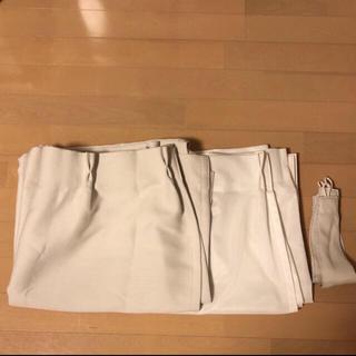 ムジルシリョウヒン(MUJI (無印良品))の無印良品 遮光カーテン レースセット(カーテン)