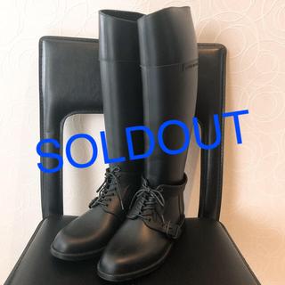 ジバンシィ(GIVENCHY)の【美品】ジバンシィ♡レインブーツ 長靴(レインブーツ/長靴)