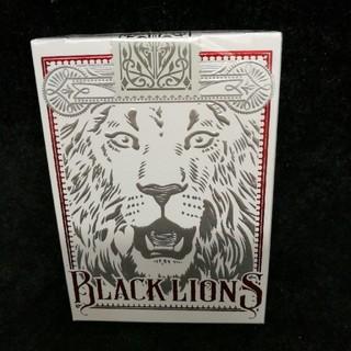 【特別限定版、入手困難】デビットブラウンBACK LIONS赤(トランプ/UNO)