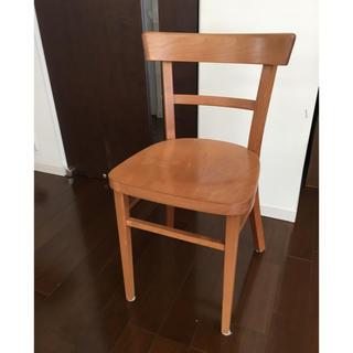 ウニコ(unico)の専用 Unico 木製チェア ROD:dining chair 北欧 椅子(ダイニングチェア)