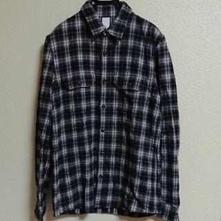 ATTACHMENT チェックシャツ
