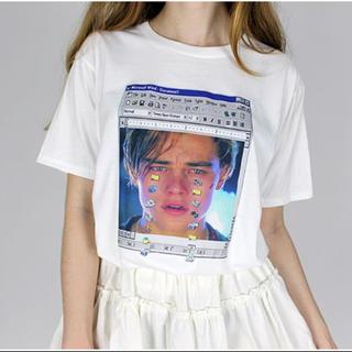 セブンパーセントモアピンク(7% more PINK)のシャツ インポート 海外セレブ ストリート 原宿 ファンシー(Tシャツ(半袖/袖なし))