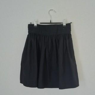 ジエンポリアム(THE EMPORIUM)のブラック スカート(ひざ丈スカート)