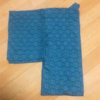 メンズ 薄緑 浴衣(浴衣)