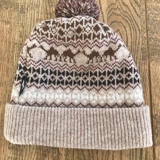 ドゥアラット(DOARAT)のDOARAT ニット帽(ニット帽/ビーニー)