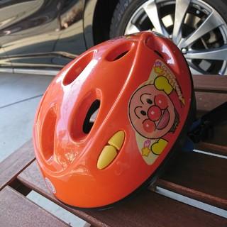 アンパンマン(アンパンマン)のアンパンマンのヘルメット 美品(自転車)