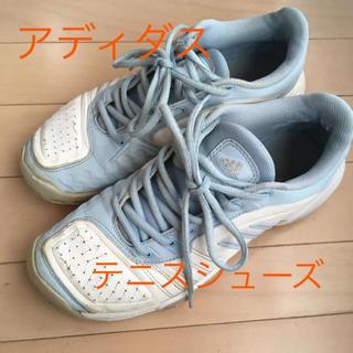 アディダス(adidas)のお値下げ アディダス テニスシューズ 24(テニス)