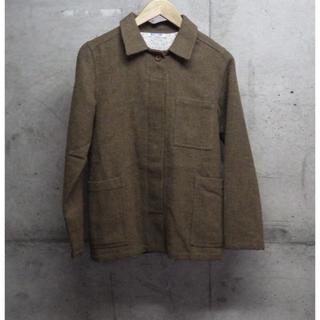 アーメン(ARMEN)のARMENアーメン ウールジャケット フランス(テーラードジャケット)