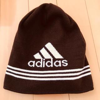 アディダス(adidas)のアディダス★ニット帽(ニット帽/ビーニー)