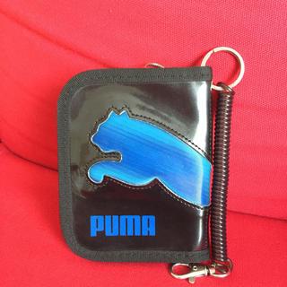 プーマ(PUMA)のPUMA  プーマ   二つ折り財布(財布)