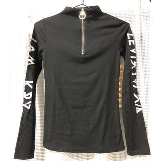 ミルクボーイ(MILKBOY)のKRY ハイネックカットソー パーカー Tシャツ パンツ リュック ジャケット(Tシャツ(長袖/七分))