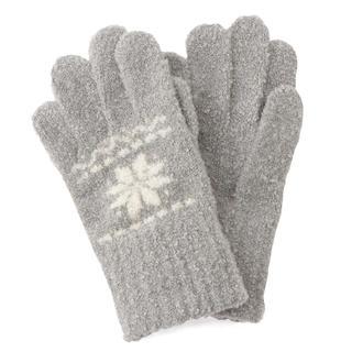 MUJI (無印良品) - 無印良品 キッズ 手袋 のびのび 新品