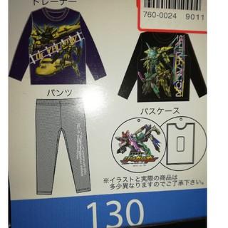 新品☆シンカリオン トレーナー上下 長袖シャツセット 130cm(Tシャツ/カットソー)