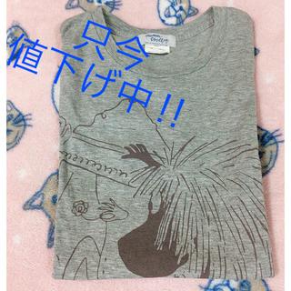 ユニクロ(UNIQLO)のムーミンTシャツ(Tシャツ(半袖/袖なし))