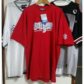 エニーチェ(ENYCE)の[新品、レア物] ENYCE 赤 Tシャツ TEE (Tシャツ/カットソー(半袖/袖なし))