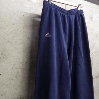 アディダス(adidas)のアディダス スウエット パンツ L 紺(ワークパンツ/カーゴパンツ)