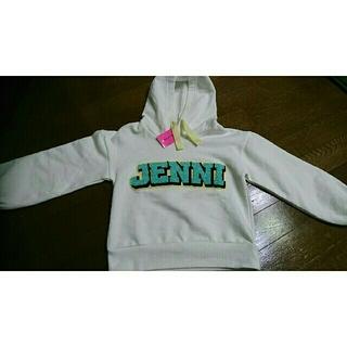 ジェニィ(JENNI)のjenniパーカー新品130☆値下げ(Tシャツ/カットソー)
