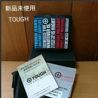 タフ(TOUGH)のTOUGH 二つ折り財布(折り財布)