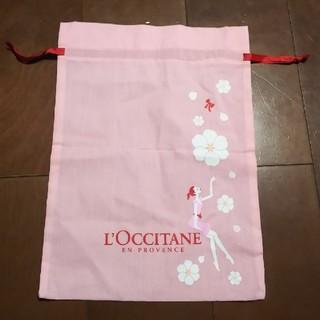 ロクシタン(L'OCCITANE)のL'OCCITANE 巾着(その他)