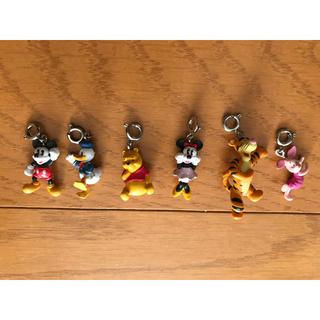 ディズニー(Disney)のミニmickey(キーホルダー/ストラップ)