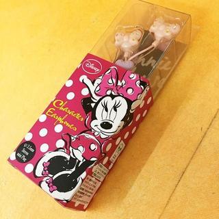 ディズニー(Disney)のミニー ステレオイヤホン DN220PK(ヘッドフォン/イヤフォン)