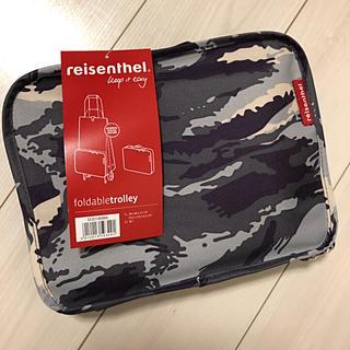 ライゼンタール(reisenthel)のライゼンタール 折り畳みキャリーバッグ 新品未使用(旅行用品)