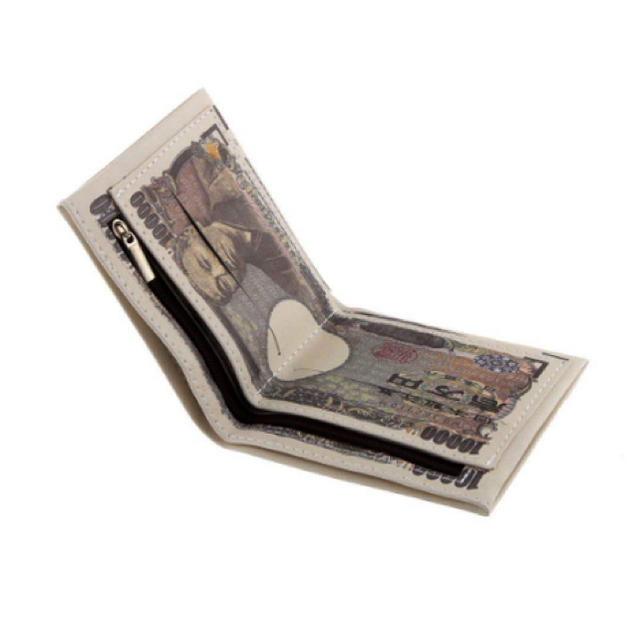 1db15a5dd97b 1万円札柄 万札柄おもしろい財布ギフト プレゼント イベント パーティ 景品 に メンズ