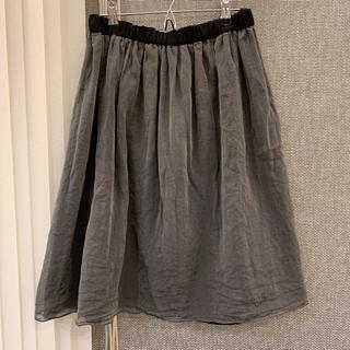 デミルクスビームス(Demi-Luxe BEAMS)のDemi-Luxe BEAMS スカート ウエストゴム (ひざ丈スカート)