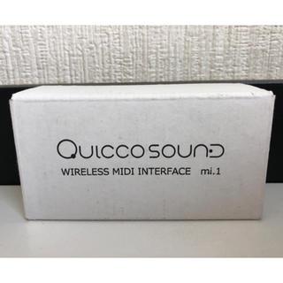 ワイヤレスMIDIインターフェイス(Quiccosound)(オーディオインターフェイス)
