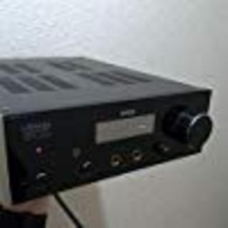 FOSTEX プリメインアンプ HP-A8(パワーアンプ)