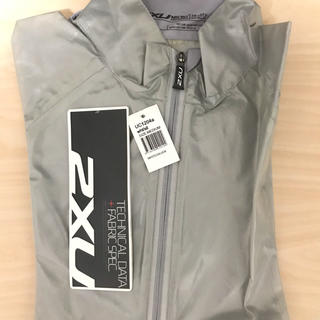 ツータイムズユー(2XU)の2xu Lite membrane Jacket ライトメンブレンジャケット(ウエア)